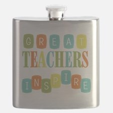 Great Teachers Inspire Flask