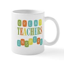 Great Teachers Inspire Mug