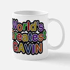 Worlds Greatest Gavin Mug