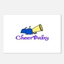CheerBaby Postcards (Package of 8)