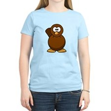 Cartoon Platypus T-Shirt