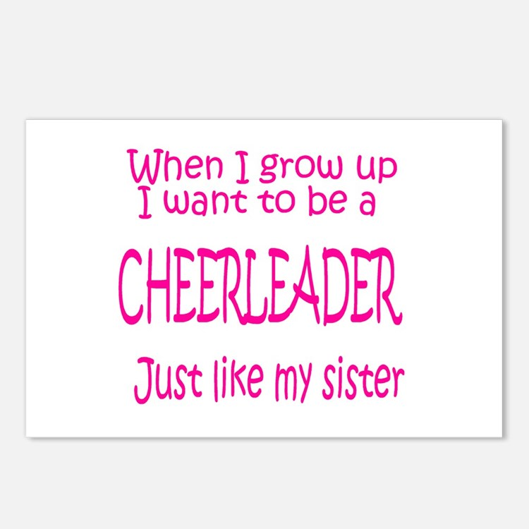 CheerBaby...just like Sister Postcards (Package of
