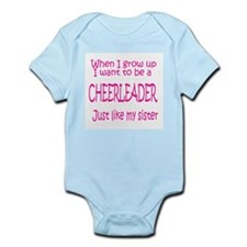 CheerBaby...just like Sister Onesie