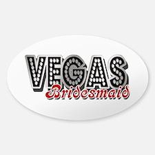 Vegas Bridesmaid Decal