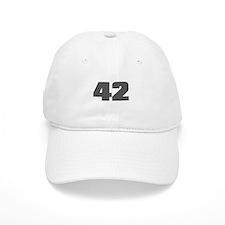 42 - Answer to The Ultimate Q Baseball Baseball Cap