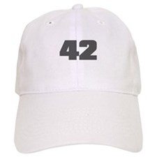 42 - Answer to The Ultimate Q Baseball Cap