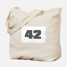 42 - Answer to The Ultimate Q Tote Bag