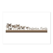 Bradenton, Florida Postcards (Package of 8)