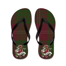 Crawford Unicorn Flip Flops