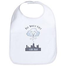 The Windy City Chicago Bib