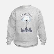 The Windy City Chicago Sweatshirt