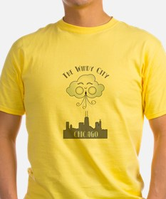 The Windy City Chicago T-Shirt
