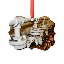Old Controls Ornament
