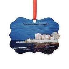 Alexandria Egypt Ornament