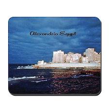Alexandria Egypt Mousepad