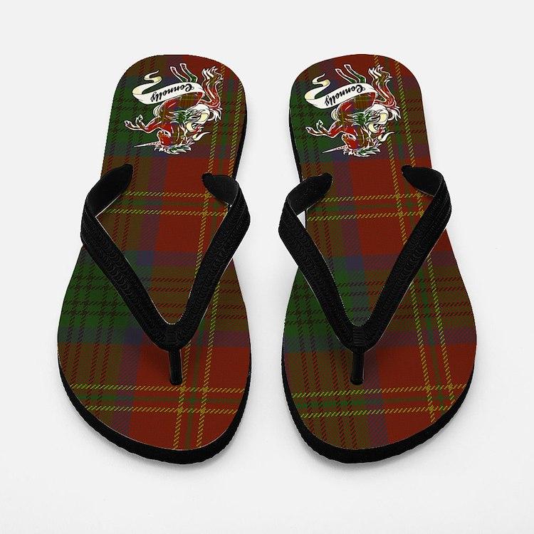 Connolly Unicorn Flip Flops