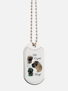 English Mastiff Dog Tags