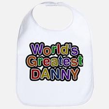 Worlds Greatest Danny Bib