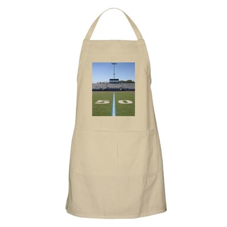 Football Field Fifty Apron