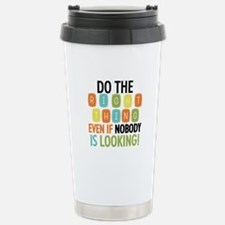Do The Right Thing Travel Mug