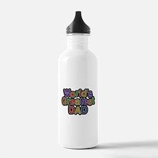 Worlds Greatest Dad Water Bottle
