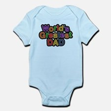 Worlds Greatest Dad Body Suit