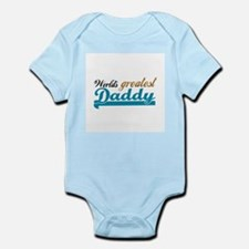 Worlds Greatest Daddy Body Suit