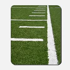 Football Lines Mousepad