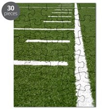 Football Lines Puzzle