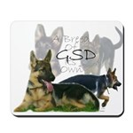 A Breed of its own.... GSD Mousepad