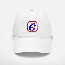Proud Canadian Conservative Baseball Baseball Cap