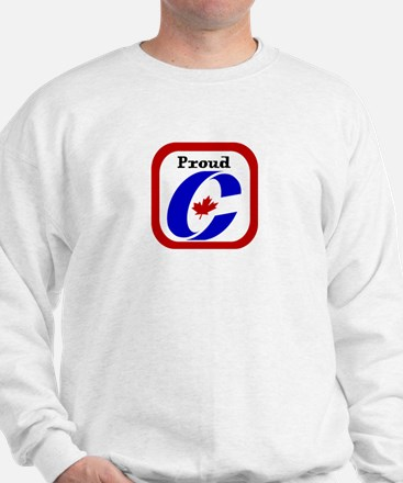 Proud Canadian Conservative Jumper