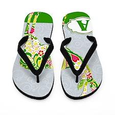 A is for Antelope Flip Flops