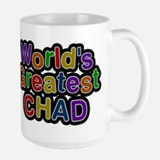 Worlds Greatest Chad Mug