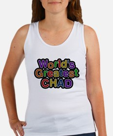 Worlds Greatest Chad Tank Top