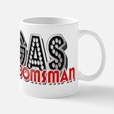 Vegas Groomsman Mug