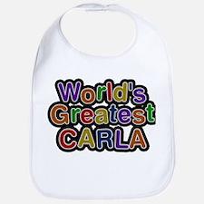 Worlds Greatest Carla Bib