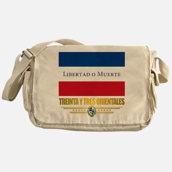 Treinta y Tres Orientales Messenger Bag