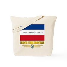 Treinta y Tres Orientales Tote Bag
