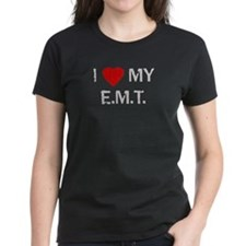 I Love E.M.T.'s Tee