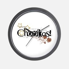 Chookas Wall Clock