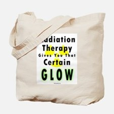 Radiation Glow Tote Bag