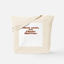 Unique Brigham Tote Bag