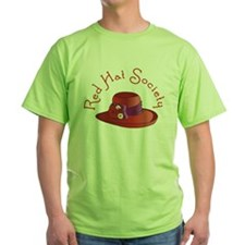 Red Hat Society T-Shirt