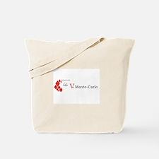 La Vie Monte-Carlo logo Tote Bag