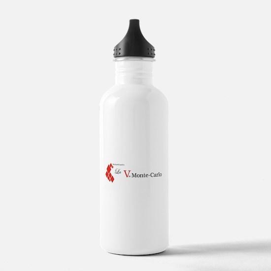 La Vie Monte-Carlo logo Water Bottle