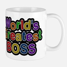 Worlds Greatest Boss Mug