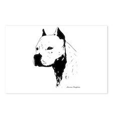 stamp design pitbull,amstaff,bully head design Pos