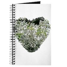 Lilac Heart Art #4 Journal