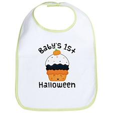 1st Halloween Candy Bib